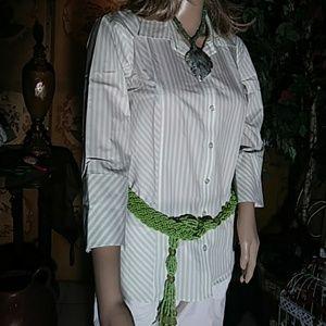 ***NEW**Liz Claiborne no iron shirt